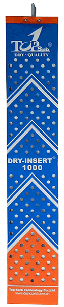 container desiccant dry insert